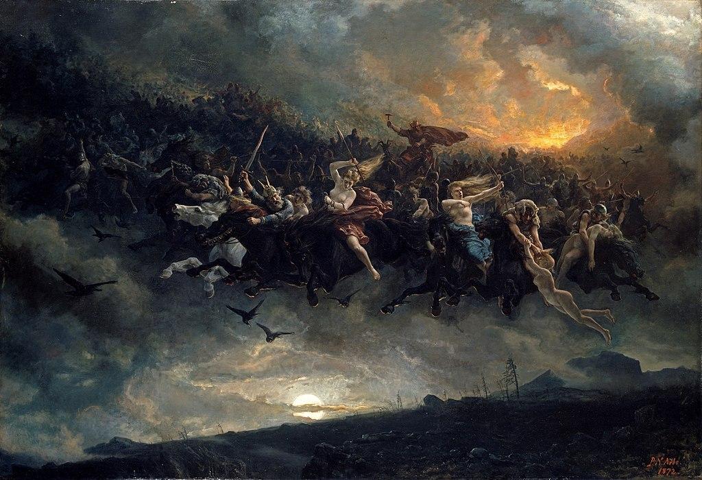 Odin Wild Hunt
