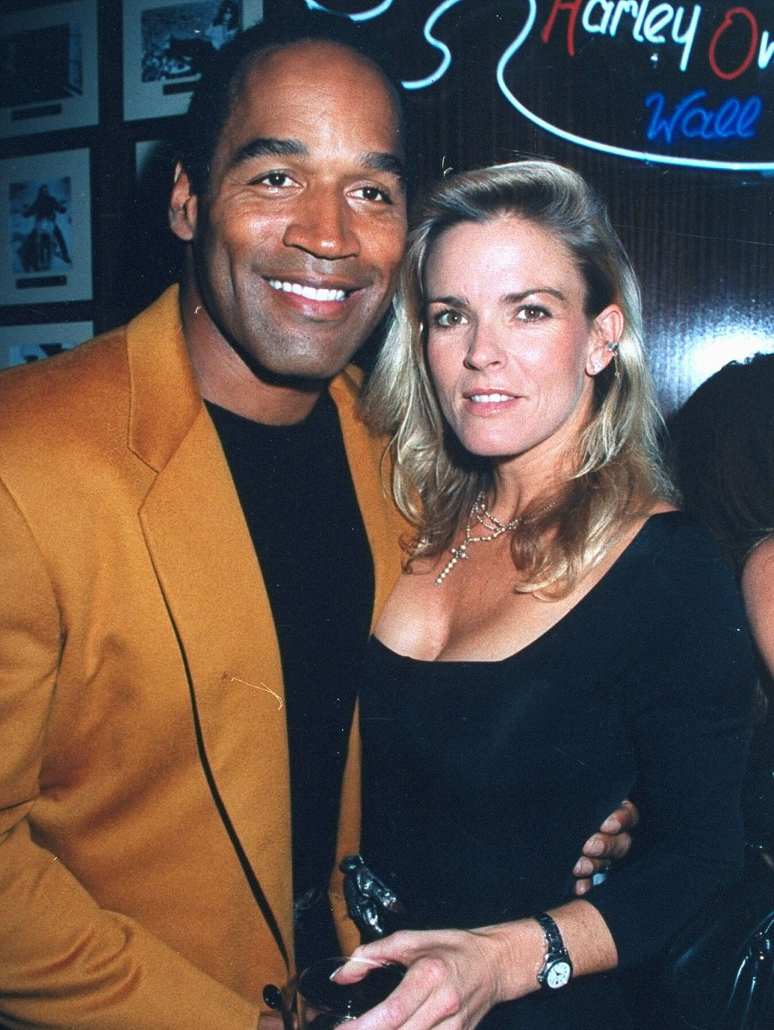 oj simpson and nicole