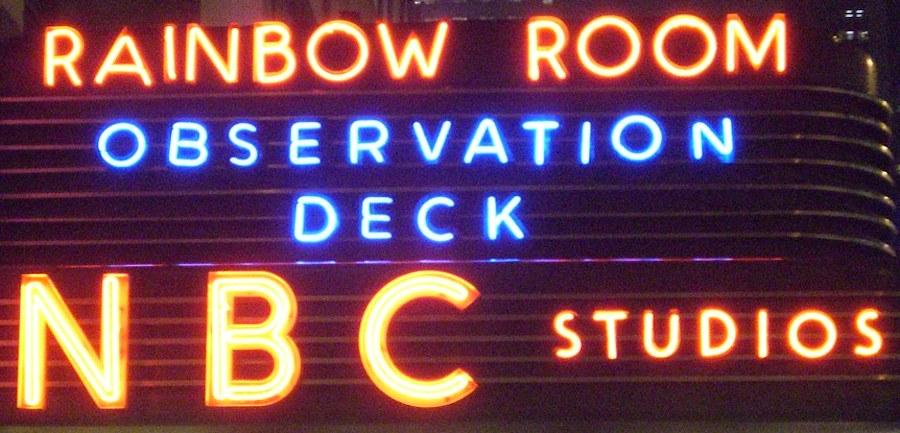 rainbow room rockefeller