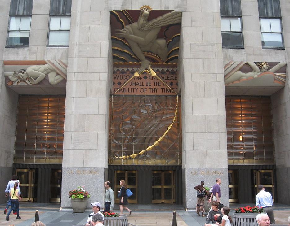 Rockefeller Urizen Wisdom Sound Light