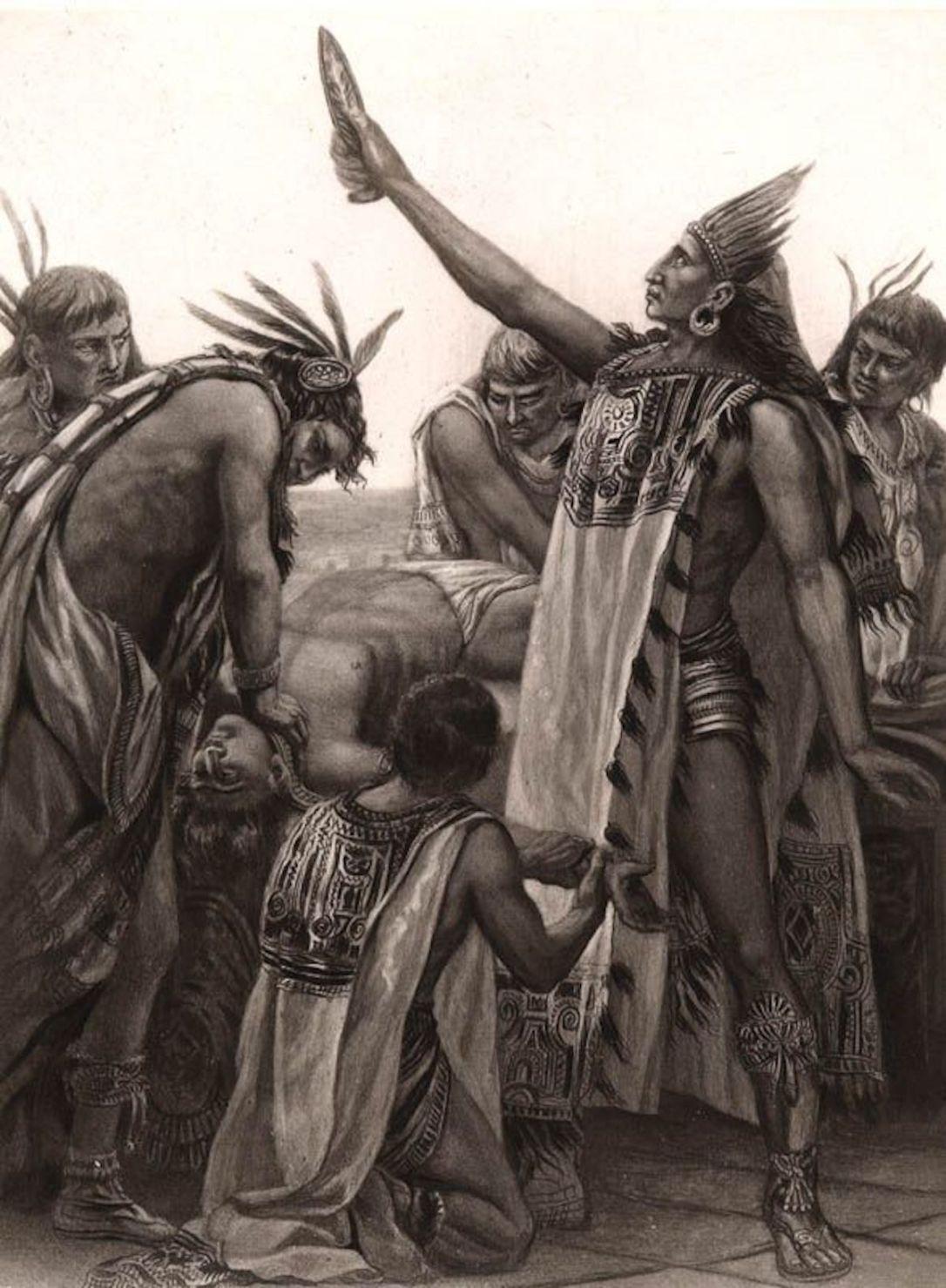sacrifice aztec 2