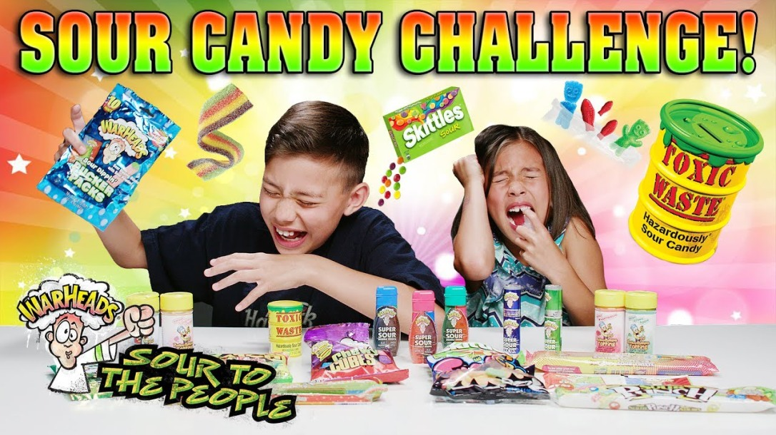 sour patch kids challenge 15