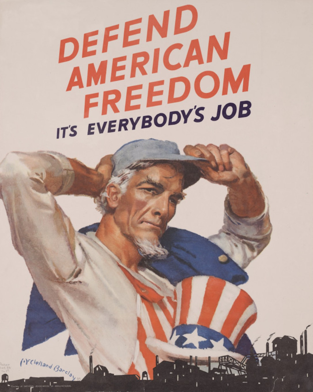uncle sam freedom job