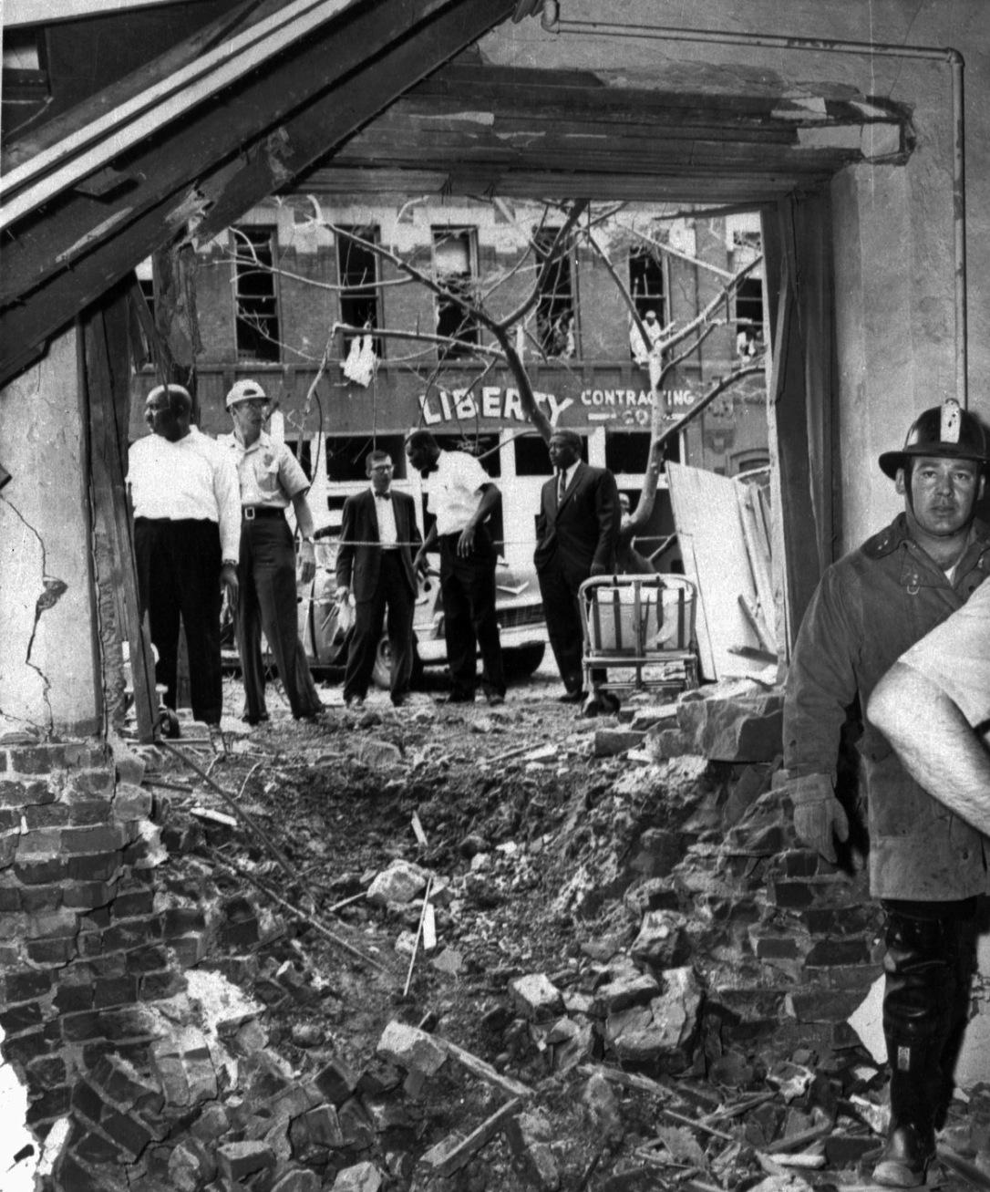 baptist church bombing