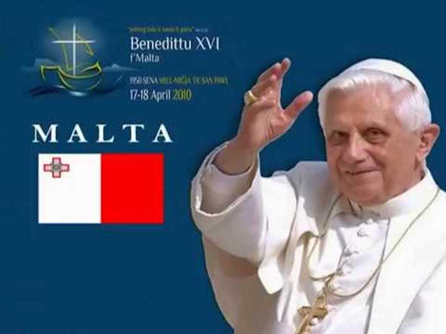 pope malta