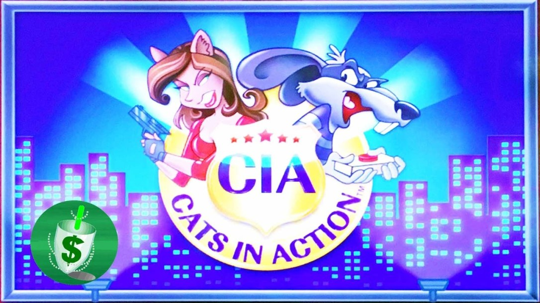 slot machine cia