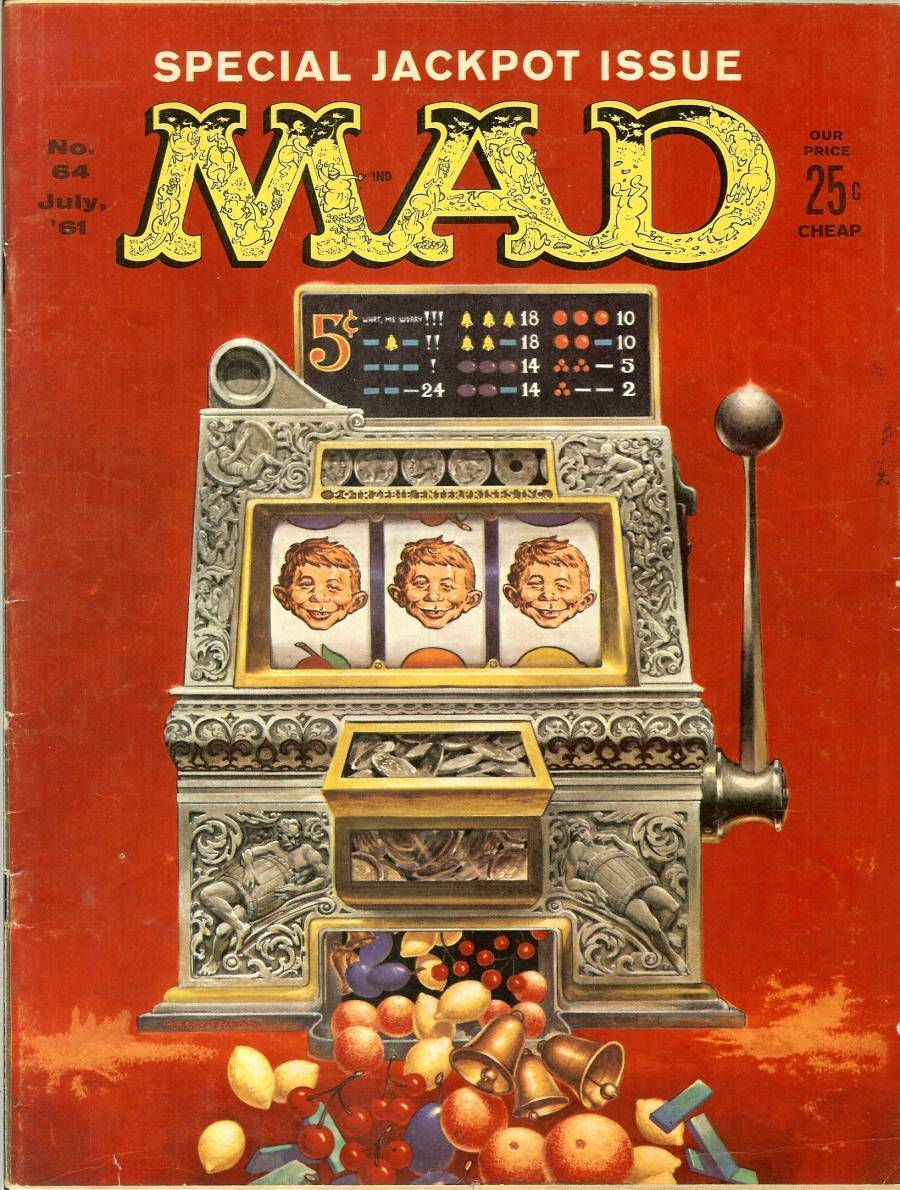 slot machine mad magazine