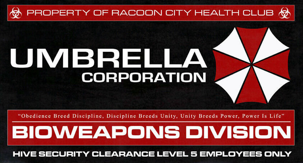 umbrella corporation malta bioweapon