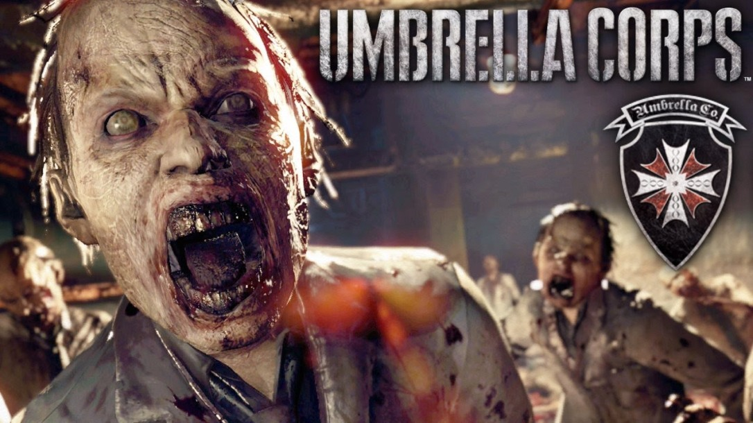 umbrella corporation zombies